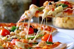 Low calorie pizza!