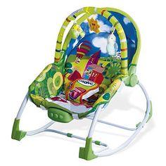 Oferta: 65€. Comprar Ofertas de Asalvo Evolutiva - Hamaca para bebé, diseño Ciudad, color verdes barato. ¡Mira las ofertas!