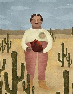 Ilustração: Amalia Restrepo