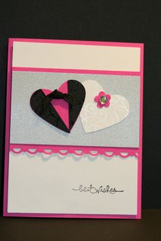 Love Laughter Wedding Card Sundays With Sizzix Pinterest