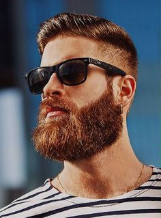 Daily Dose Of Awesome Full Beard Style Ideas From Beardoholic.com                                                                                                                                                                                 More