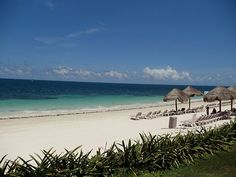 Now Sapphire Riviera Cancun, Mexico Some Beach Some Where!!!!