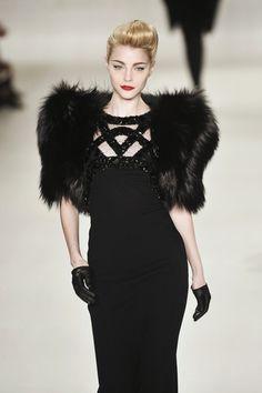 Elie Saab, F/W 2009, Paris Fashion Week