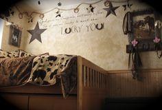 Western Girls Bedroom Julie Pickles  Interior Designer 805.740.0232