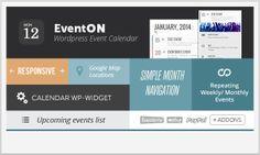 EventOn -Wordpress Events Plugin