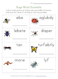 """Great worksheets and easy to print. For that little scholar in your life who insists on having """"homework""""."""