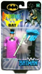 Batman [Spectrum of the Bat] Technocast Jervis Tetch figure (Hasbro) Only $6.97