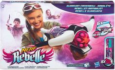 Nerf Rebelle – A4740E270 – Pistolet – Arbalète   Your #1 Source for Sporting Goods & Outdoor Equipment