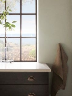 Kohler presents ideas and inspirations of kitchens, bathrooms and more with home tours, galleries, mood boards, articles and videos. Kitchen Design, Inspiration, Seaside Kitchen, Inspired Homes, Wood Beam Ceiling, Interior Design, Home Decor, California Design, Kohler