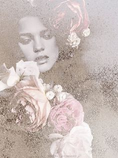 vintagepiken: Fading flowers & Chanel