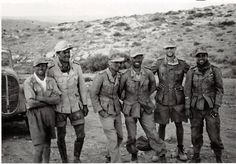 Afrika Corps, Erwin Rommel, Armies, German Army, North Africa, World War Ii, Soldiers, Ww2, Italy