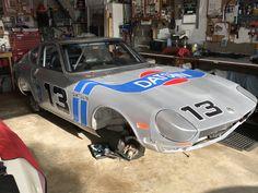 1970 240z 240z Datsun, Nissan Z Cars, Mens Toys, Import Cars, Vintage Race Car, Auto Racing, Car Stuff, Le Mans, Big Boys