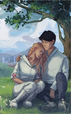 Emma and Jem << first fanatic I've seen in ages that made me think it was really cute in a family kinda way