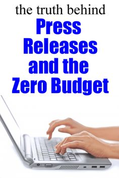 Press Releases and the Zero Budget — post explains where the dollars are in marketing; helping bloggers and public relations professionals to work together