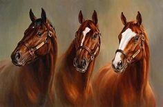 Triple horse