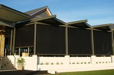 External & Exterior Blinds | Outdoor Roller and Patio Blinds by Issey