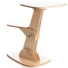 furniture cnc dizine | Компактный стол для ноутбука.