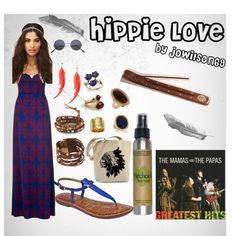 """hippie love"" by jowilson69 on Polyvore"
