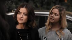 Pretty Little Liars S7E05 'Along Comes Mary' Sneak Peek #PrettyLittleLiars #TroianBellisario #ShayMitchell #AshleyBenson