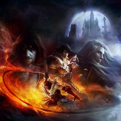 Castlevania: Lords of Shadow - Mirror of Fate boxart! Very very good indeed!