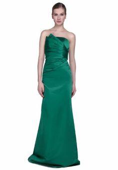 *Maillsa Satin Strapless Bridesmaid Dress Prom Dress MS13B0002 (US 4, Green) Maillsa,http://www.amazon.com/dp/B00EUB8PN4/ref=cm_sw_r_pi_dp_ppytsb07CHV5PRDD