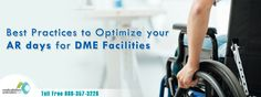 A professional DME facilities and billing workflow ensures to have increase revenue. With errors and mistakes in your DME billing, the process for claims management is hindered and thereby the Accounts Receivable (AR) collections have a deep impact overall reducing the healthy cash inflows.  So what are the best practices to optimize your AR days for DME facilities? Here are some 5 simple yet effective ways to make effective your billing efficiency and thereby speed up the A/R collections at…