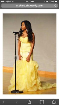 Jhana-Rae Cole Miss Black Ohio 2016