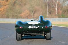 Jaguar D-Type, #XKD520 - ©Courtesy of RM Auctions - and the story: www.radical-classics.com. #Jaguar, #D-Type