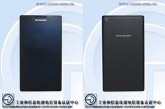 "Lenovo 2 A7-30TC - 7 Zoll ""Phablet"" durch Tenaa in China zertifiziert http://mobildingser.com/?p=5366 #lenovo #phablet #tablet #tenaa #zertifizierung #mobildingser"