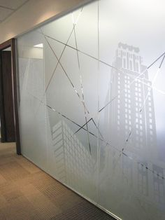 window film solutions spaces in 2019 glass film design, glass. Glass Sticker Design, Glass Film Design, Window Glass Design, Modern Window Design, Frosted Glass Design, Modern Windows, Corporate Office Design, Corporate Interiors, Office Interior Design