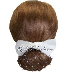 Systematic 2pcs Women Ballet Dance Skating Snoods Hair Net Bun Cover Black 10 Cm High Quality Fashionable In Style;