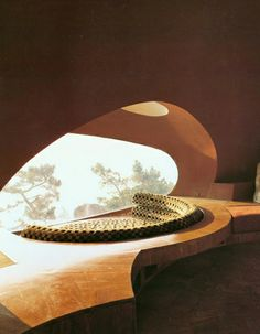 Bubble House - by Antti Lovag for Pierre Cardin