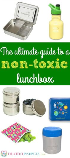 ultimate guide to a non-toxic lunchbox Pack your kid's school lunch with these non-toxic and eco-friendly lunchbox must haves.Pack your kid's school lunch with these non-toxic and eco-friendly lunchbox must haves. Hiking Food, Backpacking Food, Healthy Foods To Eat, Healthy Kids, Healthy Living, Kids Lunch For School, School Lunches, School Days, Eco Kids