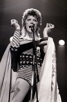 19 Times David Bowie Looked Cooler Than You