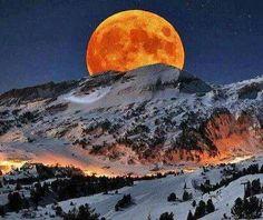 Beautiful Alaska night