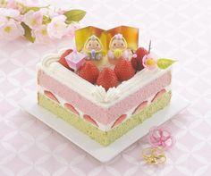 画像1 : コージーコーナーで「ひなまつり」限定ケーキ9品の予約開始☆ │ macaroni[マカロニ]