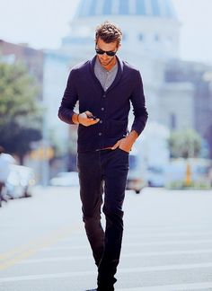 Men's Street Style Outfits For Cool Guys (9)