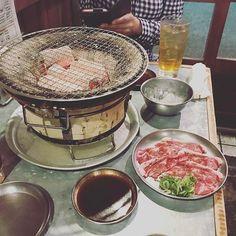 お肉最高(*´∀`*) #天満 #焼肉 #牛肉 #肉