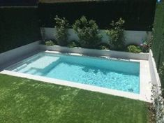 674 Best Tiny Pools Tiny Spaces images in 2018 | Pool ...