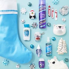 Sprinkle some sparkle in each stocking! | #PerfectChristmas