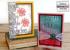 Thank You & Smile Cards   Flickr: partage de photos!