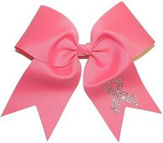 Share Your Purchase and Get Free Shipping! Custom Texas Size, Standard Size, Youth Size, and Pig Tail Hair Bows for Cheer / Dance by POWERBows - Hope
