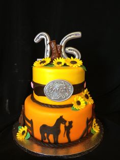 Absolutely PERFECT for my beautiful daughter. This is THE cake for her.