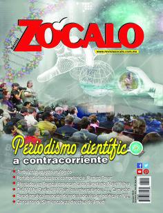 Periodismo científico a contracorriente, Edición 190, Revista Zócalo, Diciembre 2015