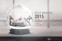 Feliz Navidad 2015, de todo el equipo de Arquitania Business.