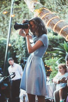 Photography and dress
