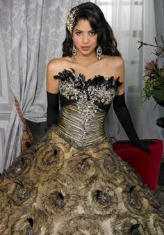 Tiffany Quince Dress 26672