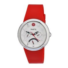 Philip Stein Women's F43S-M-R Quartz Stainless Steel White Dial Watch >>> You can get more details by clicking on the image.