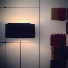 CPL floor lamp, design by Designbüro Christian Ploderer; hidden closet in behind. Elegant and classy. www.senk.in #prandina_lighting #lightning #homedesign #homedecor #interior #Interier #decorating #livingroomdecor #living #casa #moderndesign #elegant #дизайнинтерьера #интерьер #instadaily #photooftheday #furniture #design #black #minimalisticdesign #minimalism #classy #современная #carpentry #customfurniture #pohistvo #pohistvopomeri @prandina_lighting  @nanimarquina_official