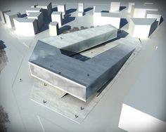 Nuovo museo del Bauhaus - OKS ARCHITETTI